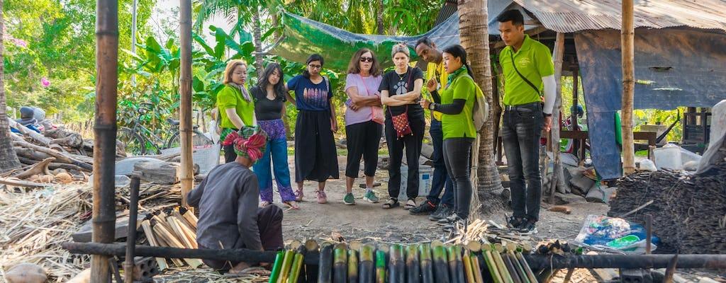 Siem Reap countryside adventure tour by Vespa
