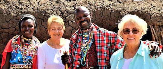Célébrez votre journée spéciale avec la tribu Maasai