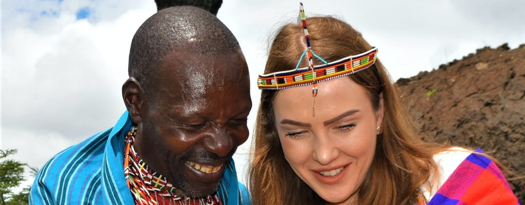 Tour de cultura y tradiciones masai desde Nairobi