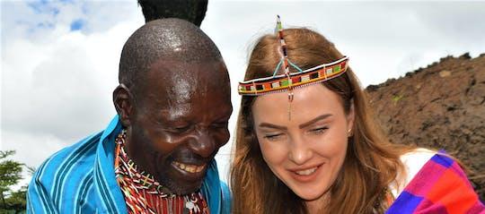Tour pela cultura e tradições Maasai saindo de Nairóbi