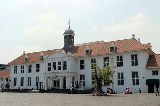 Toegangskaarten voor het Bank of Indonesia Museum met hotelovername