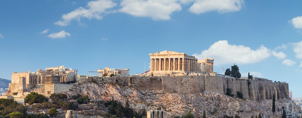 Skip-the-line pass to the seven archaeological attractions of Athens