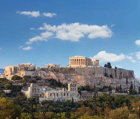 Skip-the-line pas voor de zeven archeologische attracties van Athene