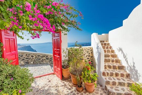 Tour fotografico di Santorini