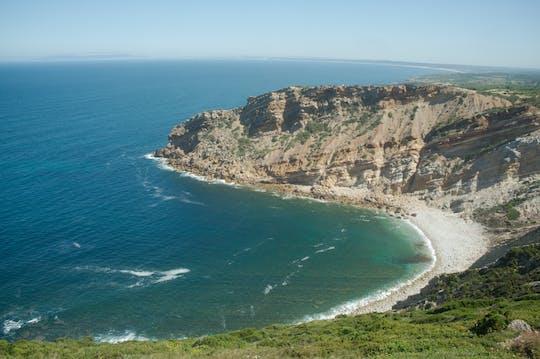 Setúbal and Cape Espichel roundtrip from Lisbon