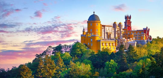 Sintra full-day roundtrip from Lisbon