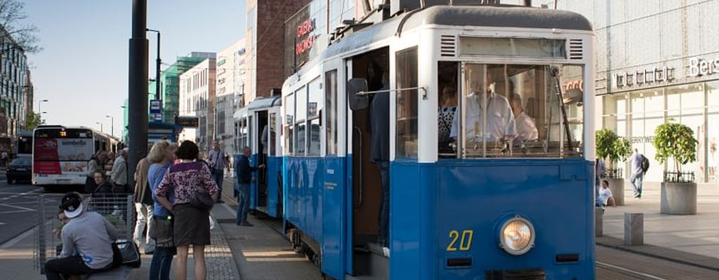 Krakau: communisme tram en wandeltocht door Nowa Huta
