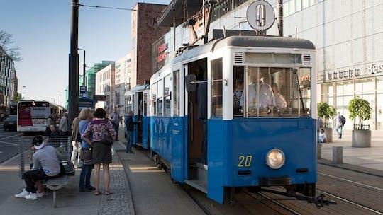 Краков: Трамвай коммунизма и пешеходная экскурсия по Нова-Гуте