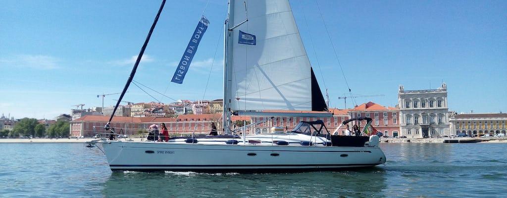 Tour in barca a vela a Lisbona