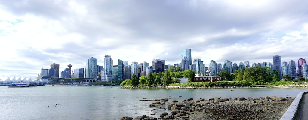 Private and personalized walking tour of Vancouver's best kept secrets
