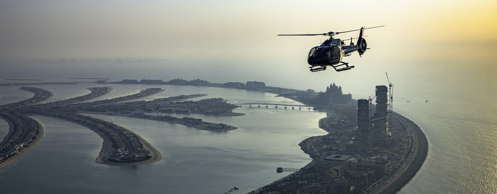 12-minute Pearl helicopter tour