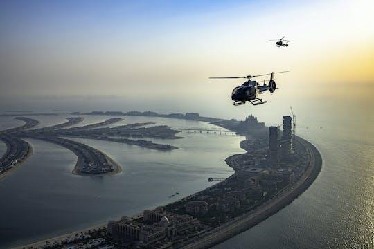 Passeio de helicóptero Pearl de 12 minutos