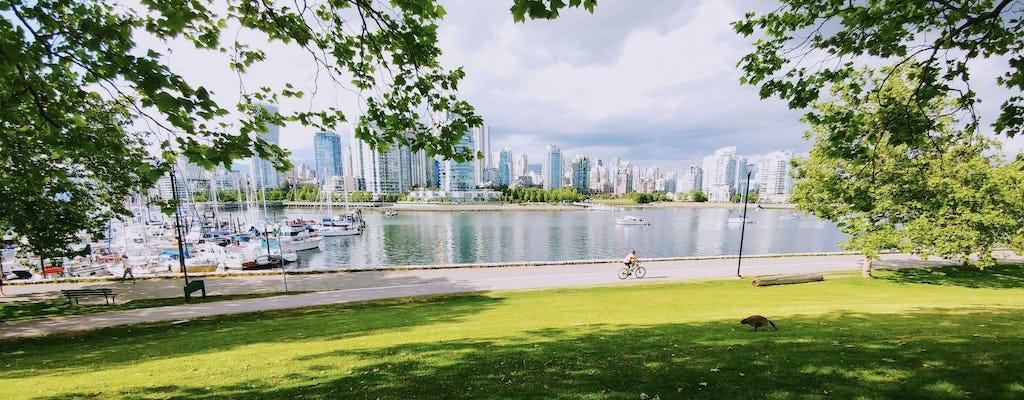 Tour a piedi privato e personalizzato a Vancouver
