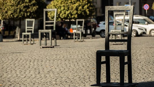 Jewish ghetto guided tour in Krakow