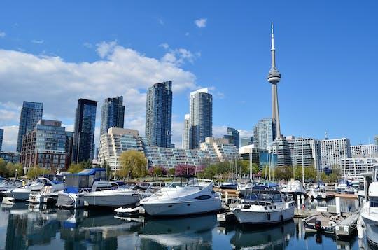 Tour privato a piedi dei 10 migliori tour di Toronto con guida locale