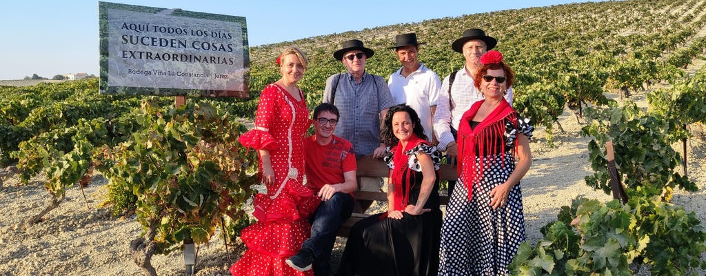 Privé Classic Bodega Viña la Constancia tocht