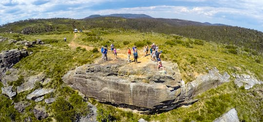 The Blue Mountains World Heritage private guided hike