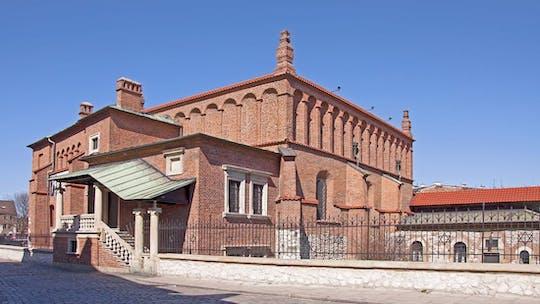 Visita guiada a Kazimierz, la fábrica de Schindler y el gueto en Cracovia