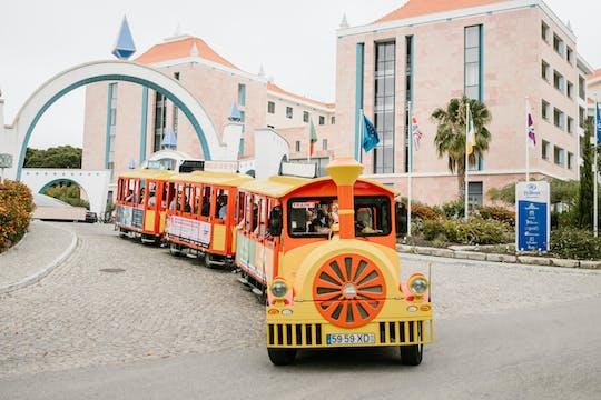 Vilamoura wskakuj i wyskakuj z pociągu turystycznego?