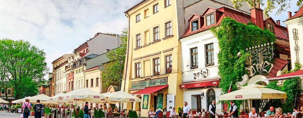 Visita guidata del quartiere ebraico Kazimierz e della fabbrica di Schindler