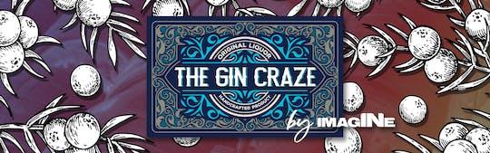 The Gin craze guided walking tour