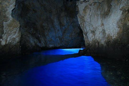Частная экскурсия на скоростном катере в Голубую пещеру и на 5 островов