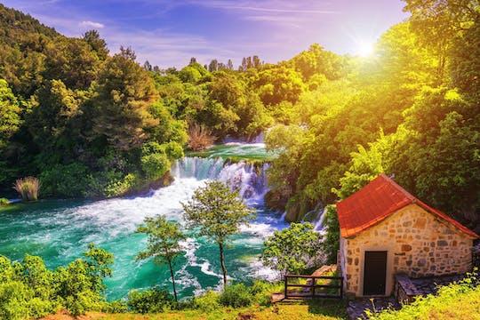 Частный тур к водопадам Крка из Трогира