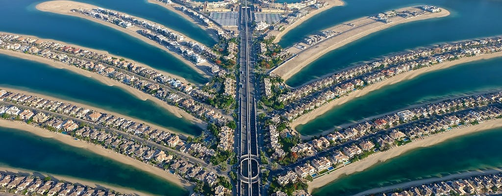 Palm Jumeirah tour with The View at the Palm tickets