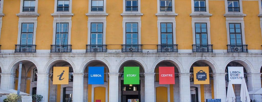 Billets d'entrée au centre d'histoire de Lisbonne