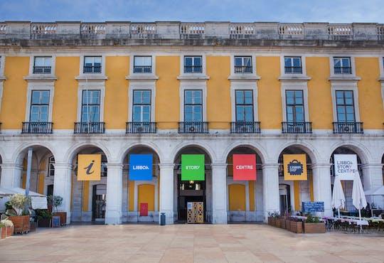 Bilhetes de entrada no Lisbon Story Centre
