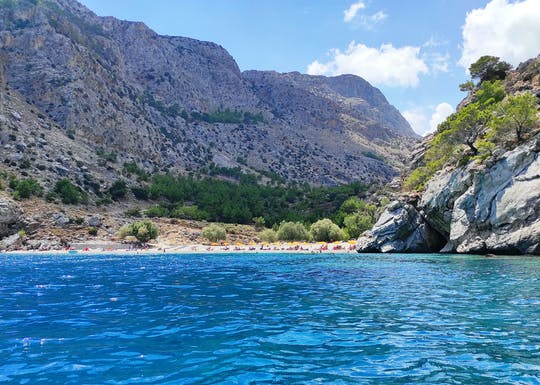 Karpathos Beste Stranden Boottocht