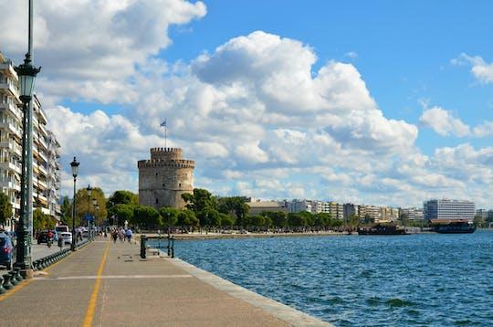 Visite de Thessalonique avec promenade guidée à pied