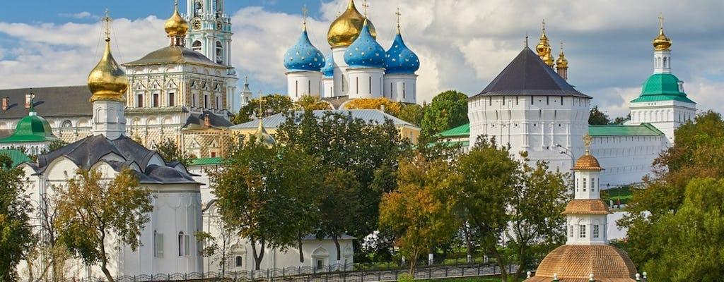 Tour privato di Sergiev Posad da Mosca