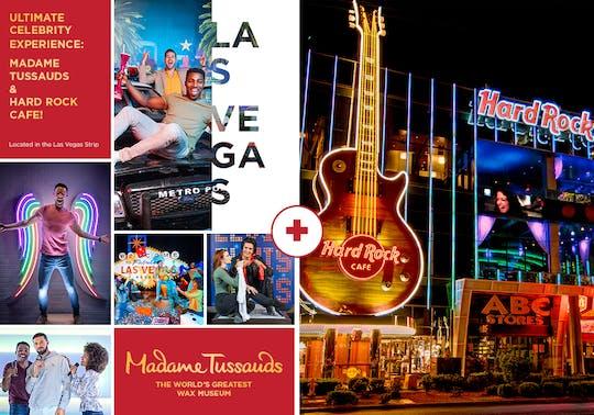Experiência de celebridade definitiva em Las Vegas: Madame Tussauds + Hard Rock