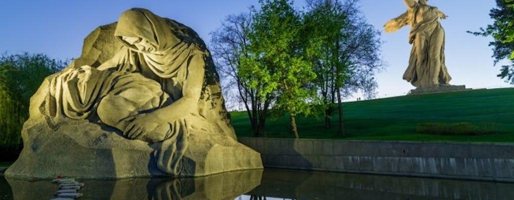 Visita turística por la ciudad de Volgogrado