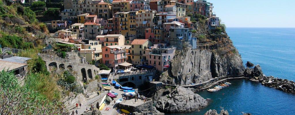 Prywatna wycieczka po Pizie i Cinque Terre z Florencji