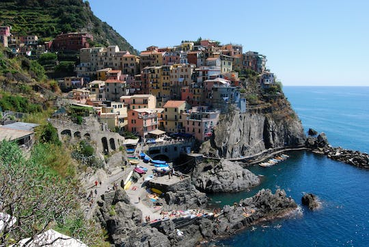 Private tour of Pisa and Cinque Terre from Florence