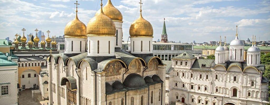 Tour privado a la Cámara de Armería del Kremlin