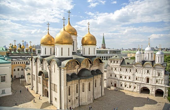 Private tour to Kremlin Armoury Chamber