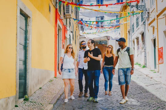 Best of Lisbon walking tour