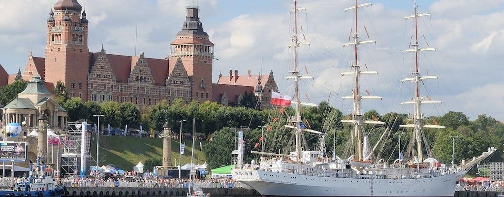 Privé-dagtrip van Usedom naar Szczecin met een lokale gids