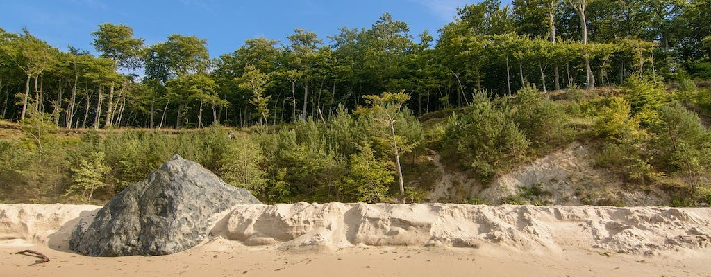 Private full-day trip from Usedom to the Wolin National Park
