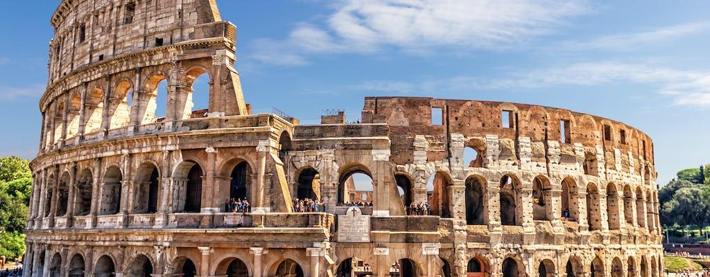 Экскурсия на электронном скутере по лучшим достопримечательностям Рима