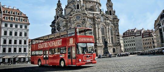 Grande tour in autobus della città di Dresda