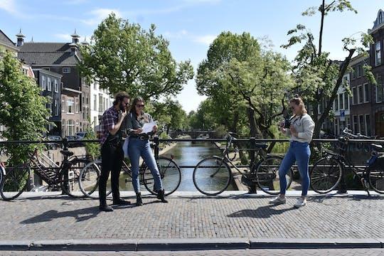 Desafio fotográfico de Utrecht com uma câmera Polaroid