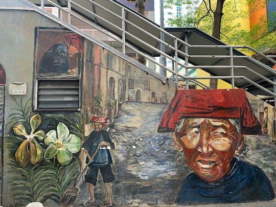 Experimente culturas vivas en el recorrido a pie por el barrio chino