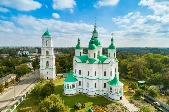 Chernihiv day-trip from Kyiv