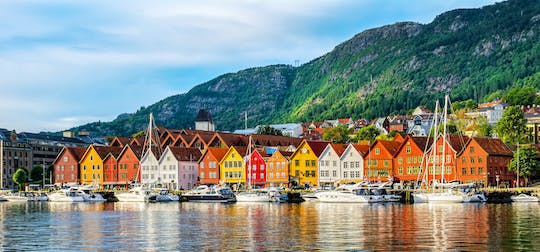 Self-guided round trip tour from Bergen