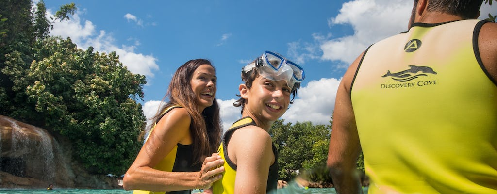 Discovery Cove tickets 2021