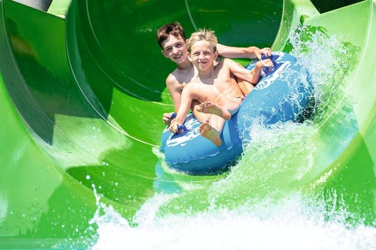Aphrodite Waterpark with Transport